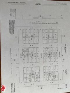 321 E 6th St Imperial, Vacant Land. Two adjacent lots.
