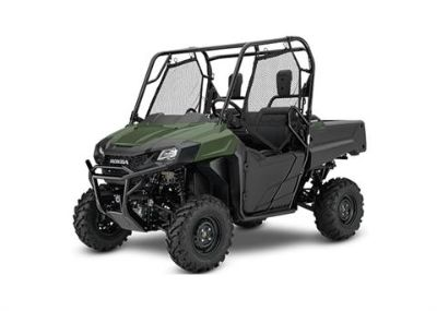 2018 Honda Pioneer 700 Side x Side Utility Vehicles Adams, MA