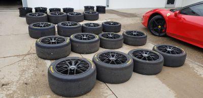 458 Challenge Wheels