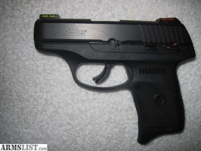 For Sale: Ruger LC9S HV 9MM