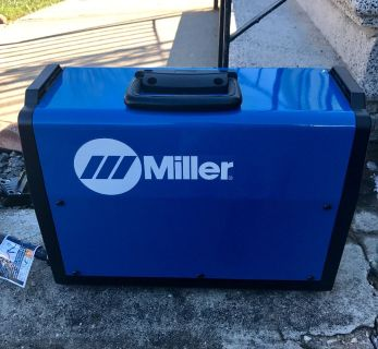 Miller CST 280 Stick Welder With Meter
