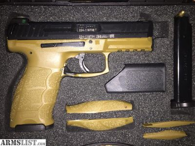 For Sale/Trade: LNIB HKvp9LE In FDE