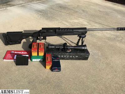 For Sale: 338 Lapua Magnum