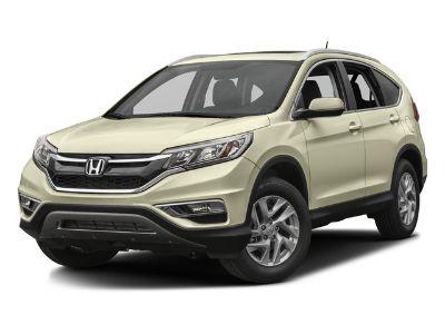 2016 Honda CR-V EX-L (Met White)