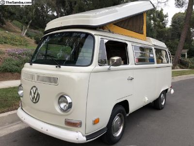 1971 VW BUS WESTFALIA