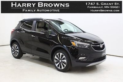 2018 Buick Encore Leather (Ebony Twilight Metallic)