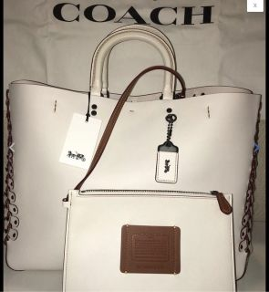 1941 Collection Coach Rogue Tote #86810
