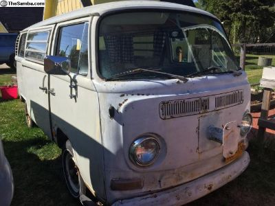 1969 VW WESTFALIA TIN TOP CAMPER