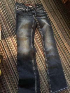 New TRUTH BLING JEANS