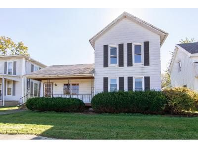 3 Bed 2 Bath Foreclosure Property in Avilla, IN 46710 - W Albion St