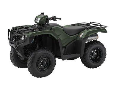2016 Honda FourTrax Foreman 4x4 ES Utility ATVs Jamestown, NY