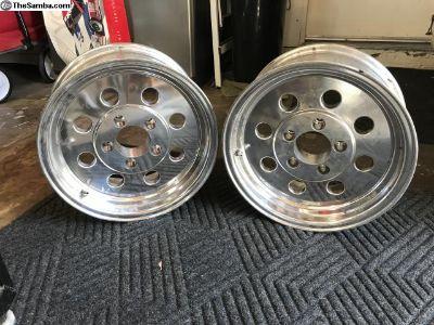 Vision Sport Light wheels