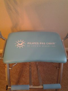 Pilates Pro Chair with 5 workouts.
