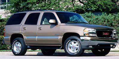 2000 GMC Yukon SLT (Pewter Metallic)