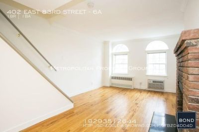 Brand New Renovated One Bedroom DUPLEX W/ PRIVATE OUTDOOR TERRACE 80s