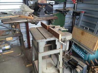 Delta Homecraft Wood Shaper