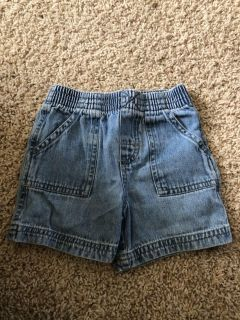 18 month jean shorts