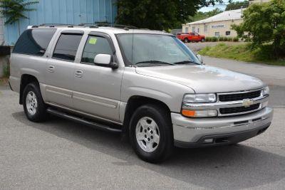 2005 Chevrolet Suburban 1500 LS (Sandstone Metallic)