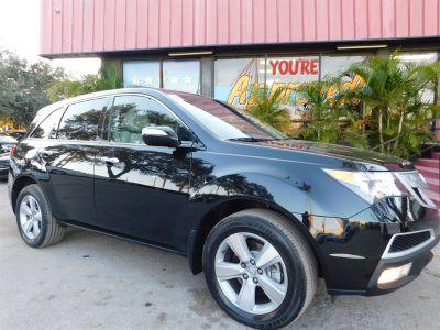 2011 Acura MDX Base w/Tech (Black)