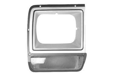 Sell Replace CH2513122 - 86-87 Dodge Ram RH Passenger Side Headlight Door Brand New motorcycle in Tampa, Florida, US, for US $25.72