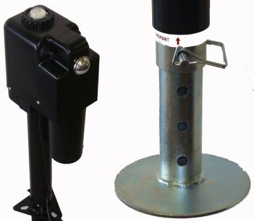 Find XPW 4500XT Power/Electric RV/Trailer 4500 lb Tongue Jack -Level/Enclosed Trailer motorcycle in Atoka, Tennessee, US, for US $249.95