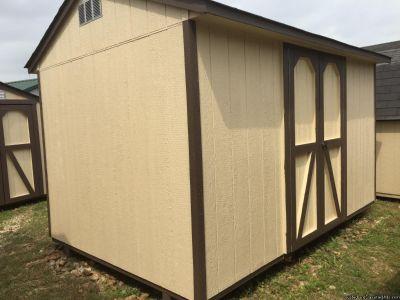 12' x 8' x 9' shed, storage building