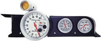 Sell AutoMeter 49102 Gauge Works 87-93 Mustang Tach Pod motorcycle in Suitland, Maryland, US, for US $67.83