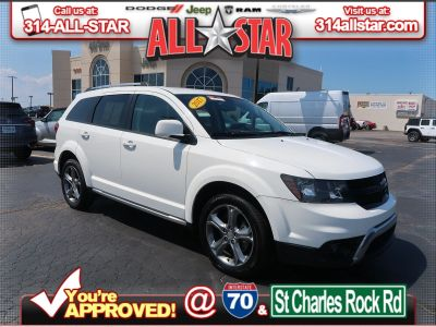 2017 Dodge Journey Lux (Vice White)