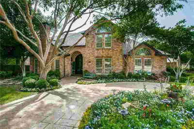 7400 Breakers Lane Plano Six BR, One of a kind home designed