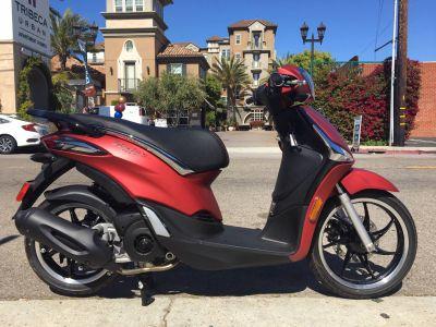 2019 Piaggio Liberty S 150 Scooter Marina Del Rey, CA