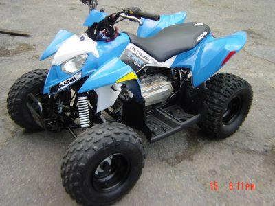 2016 Polaris Outlaw 110 EFI ATV Kids Brewster, NY