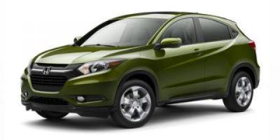 2016 Honda HR-V EX (Modern Steel Metallic)