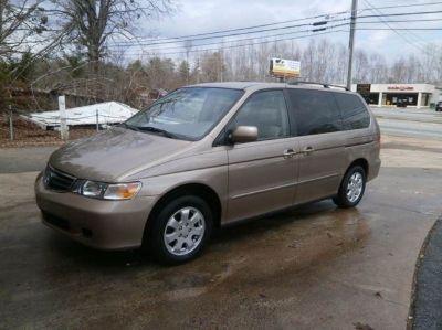 2003 Honda Odyssey EX L 4dr Mini Van w/Leather
