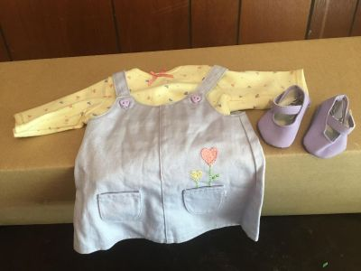 American Girl Bitty Baby Outfit