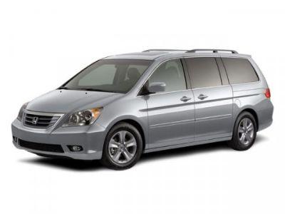 2010 Honda Odyssey Touring (Dark Cherry Pearl)