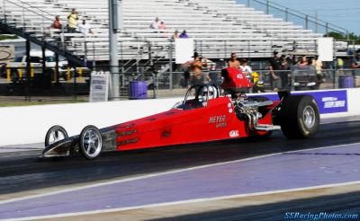Ray Allen dragster
