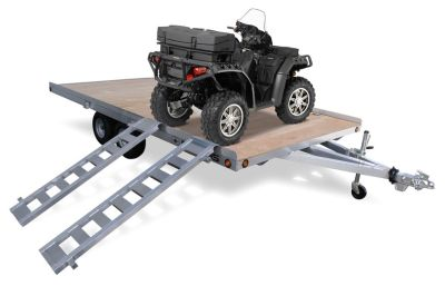 2017 Polaris Trailers PATV 88x18-A ATV Sport Utility Trailers Milford, NH