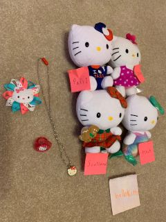 Hello Kitty Lot