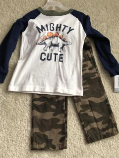 NWT Carters 3T