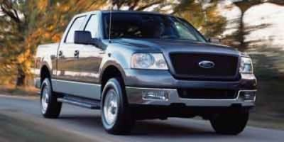 2004 Ford F-150 XLT (Red)