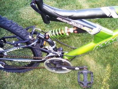 21 speed 24 Charger Magna Mountain Bicycle