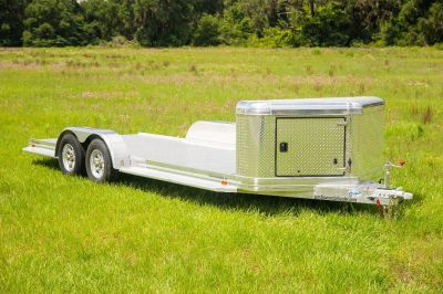 2019 Sundowner 22' Ultra Car Hauler - Winch Ready (Diamond Plated)