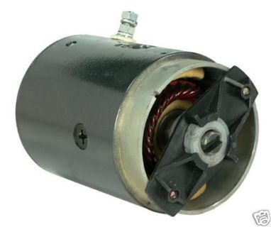 Buy NEW MOTOR FOR BOSS SNOW PLOW SKIDMORE JS BARNES PUMP PRESTOLITE 46-812 MDY7030 motorcycle in Lexington, Oklahoma, United States, for US $114.95