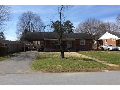 3 Bed 1 Bath Preforeclosure Property in Lancaster, PA 17601 - Center Ave