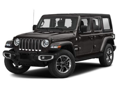 2019 Jeep Wrangler Unlimited Rubicon (Bright White Clearcoat)