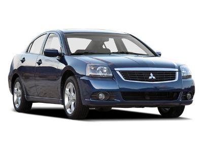 2009 Mitsubishi Galant ES (Gray)