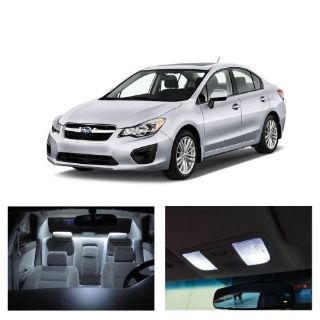 Buy Xenon White Premium LED Interior Lights Package Kit For 1998-2001 Subaru Impreza motorcycle in South El Monte, California, United States