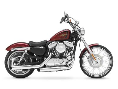 2012 Harley-Davidson Sportster Seventy-Two Sport Motorcycles Cleveland, OH