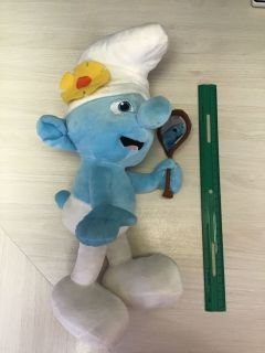 Stuffed Smurf
