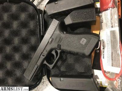 For Trade: Glock 17 Gen4